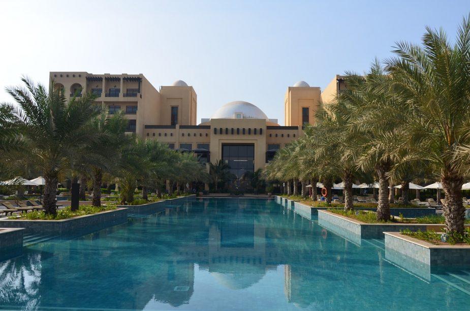 Hilton Ras Al Khaimah med barn