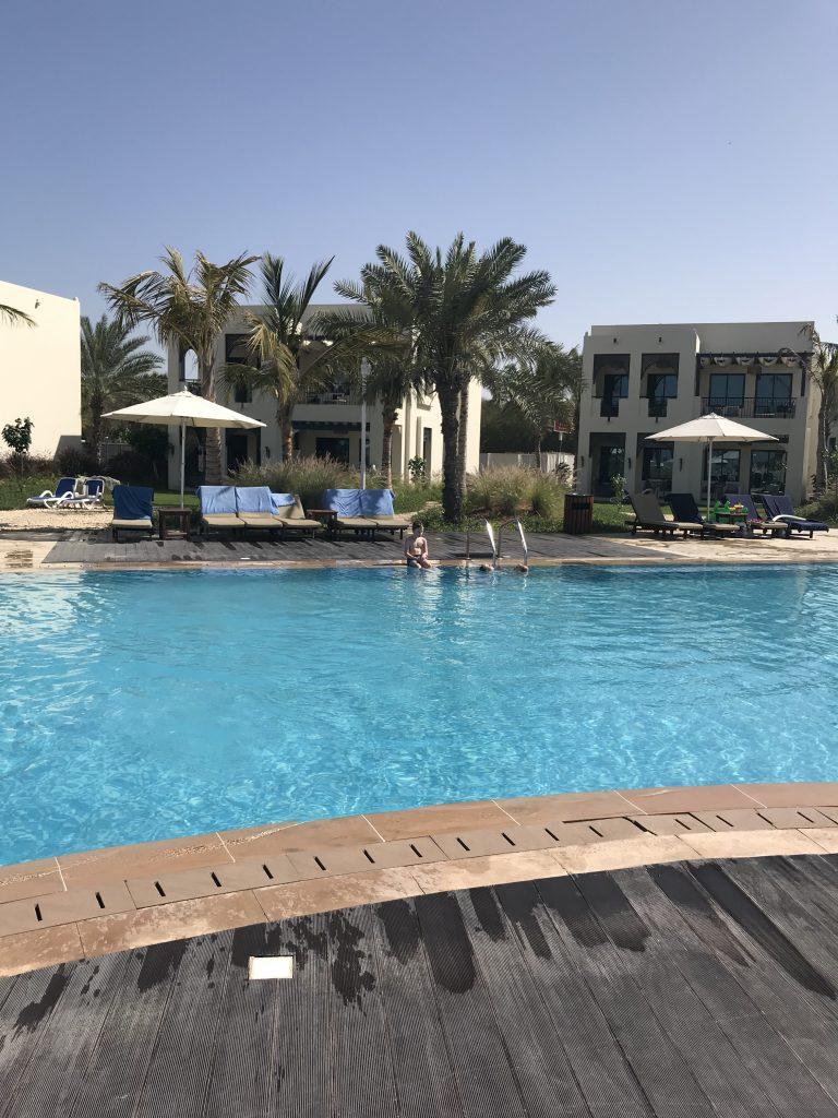 basseng Hilton Ras Al Khaimah